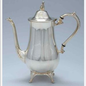 """Oneida Silver or Silver Plate Coffee Server 11""""T"""